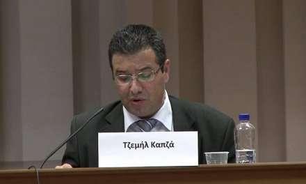 Ναι Τζεμίλ, είναι δύσκολο να είσαι Τούρκος και δήμαρχος σε Ελληνικό Δήμο