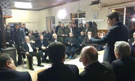 Αυγενάκης από το μειονοτικό χωριό Αρριανά του νομού Ροδόπης