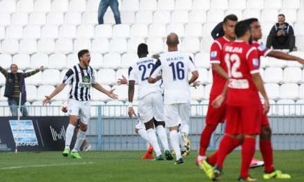 XANTHI FC – ΑΠΟΛΛΩΝ ΣΜ. 2-0