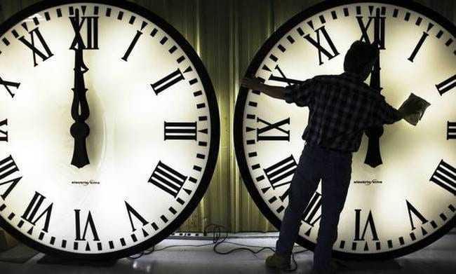 Πότε αλλάζει η ώρα 2018  Τότε θα πάμε τα ρολόγια μία ώρα μπροστά ... 5f59bb2b7f1