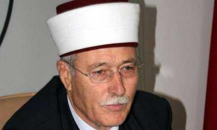 Δίωξη κατά του ψευτομουφτή της Κομοτηνής, Ibrahim Serif κατέθεσε το γραφείο του εισαγγελέα στην Κομοτηνή.
