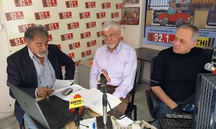 Άφαντοι οι πολιτικοί της Ξάνθης από τον ραδιομαραθώνιο αγάπης
