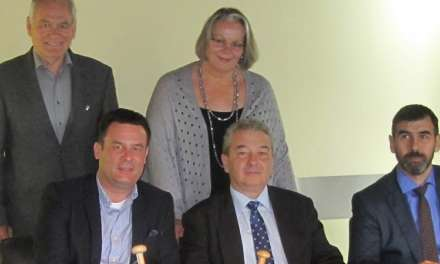 Στο Γκίφχορν ο Δήμαρχος Ξάνθης και ο Πρόεδρος του Δημοτικού Συμβουλίου