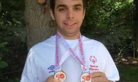 2 χρυσά μετάλλια από τον Ιάσονα Παπαδόπουλο