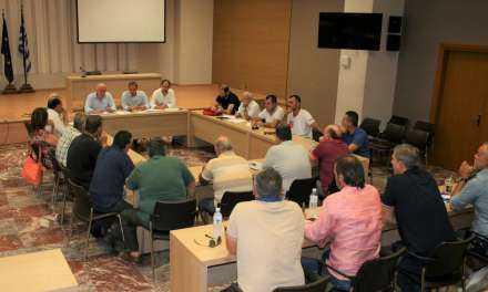 Σύσκεψη για τα προβλήματα των αγροτών της Ροδόπης και επιστολή του Περιφερειάρχη ΑΜΘ στον Υπουργό Αγροτικής Ανάπτυξης