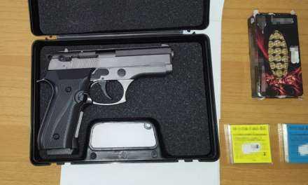 ΔΡΑΜΑ: Συνελήφθη 52χρονος για παράνομη οπλοκατοχή