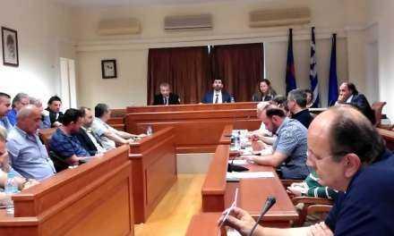 Συνεδριάζει το Δημοτικό Συμβούλιο Ξάνθης