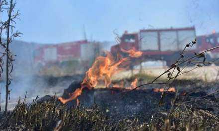 Πολύ υψηλός κίνδυνος πυρκαγιάς αύριο Πέμπτη