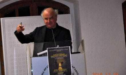 Από την εκδήλωση με ομιλητή τον κ. Μιχάλη Χαραλαμπίδη
