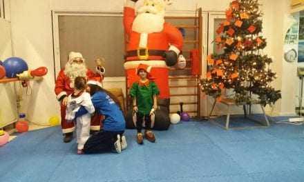 """Ο """"ΟΡΕΣΤΗΣ ΒΑΣΙΛΗΣ"""" γιόρτασε την έλευση των Χριστουγέννων"""
