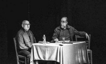 ΤΟ ΑΛΛΟ ΡΕΥΜΑ ΤΗΣ ΠΟΙΗΣΗΣ:  Μιλώντας για τον Κωνσταντίνο Ταβουλτσίδη