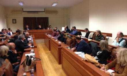 Συλλυπητήρια Δημάρχου και Δημοτικού Συμβουλίου για την Α. Στυλιανίδου