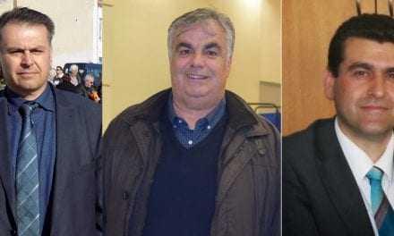 Τσολακίδης – Κριτσίνης – Τσιτιρίδης: Πολιτική πάνω στο κουφάρι της εξέδρας