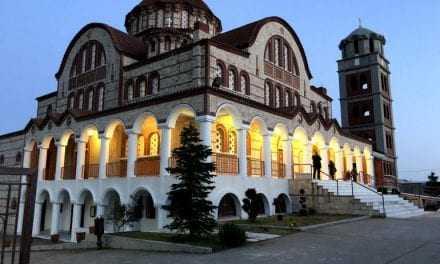 Αγρυπνία στον Ιερό Ναό του Αγίου Θεοφάνους στην Ξάνθη
