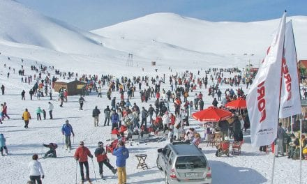 Καλώς ορίσατε στο χιονοδρομικό κέντρο Φαλακρού
