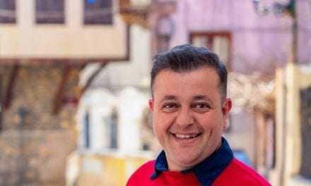 Τσολακίδης ΕυάγγελοςΥποψήφιος Δημοτικός Σύμβουλος με την παράταξη του Γιάννη Παπαχρόνη