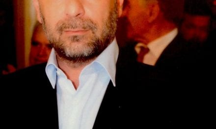 Ο Ξανθιώτης Αλέξανδρος Καρακασίδης υποψήφιος ευρωβουλευτής με το κόμμα των Ελλήνων Ριζοσπαστών του Σάββα Τσιτουρίδη
