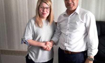 Ολοκληρώνεται ο κύκλος επισκέψεων της υποψηφίας βουλευτού ΝΔ Μαρίνας Παυλίδου. Ολοκληρώθηκε η εικόνα. Έτοιμη να προτείνει λύσεις