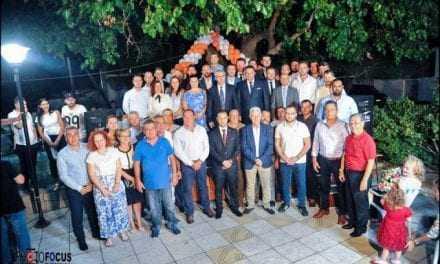 Ο Πολιτιστικός Σύλλογος Ιάσμου επισκέφθηκε τον νεοεκλεγέντα δήμαρχο