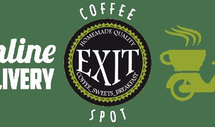 Καφές … μόνο  EXIT, ΕΣΥ,  ΞΕΡΕΙΣ