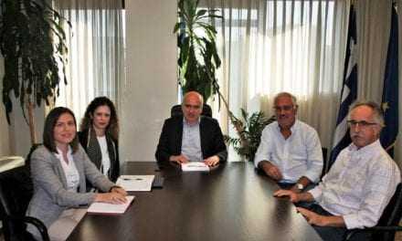 872.600 ευρώ από την Περιφέρεια ΑΜΘ μέσω του προγράμματος ΥΜΕΠΕΡΑΑ για την κατασκευή σταθμού μεταφόρτωσης απορριμμάτων στο Δοξάτο