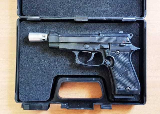 ΔΡΑΜΑ: 35χρονος αλλοδαπός κυκλοφορούσε οπλισμένος