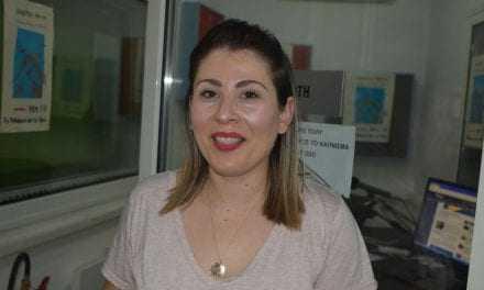 Η Μαίρη Τσιακίρογλου στο Διοικητικό Συμβούλιο της ΓΣΕΒΕ