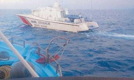 Ίμια. Παραλίγο θερμό επεισόδιο με τους Τούρκους. Ακταιωρός έδιωξε Έλληνες ψαράδες