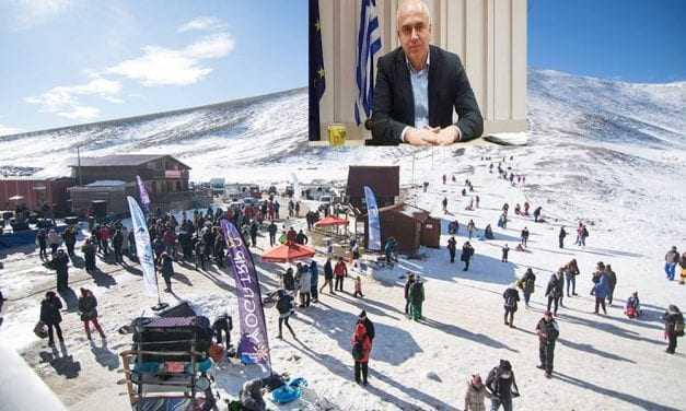 Η τουριστική ανάπτυξη της Περιφέρειας και ο κ. Μέτιος