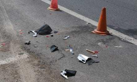 Τροχαίο στο Πετεινό Ξάνθης-Ι.Χ συγκρούστηκε με τοίχο – Σώθηκε ο οδηγός