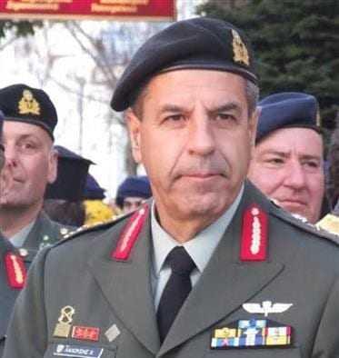 Νέος αρχηγός ΓΕΣ ο μέχρι τώρα Σωματάρχης Αντιστράτηγος Λαλούσης – Νέα ηγεσία στην κεφαλή του Στρατεύματος