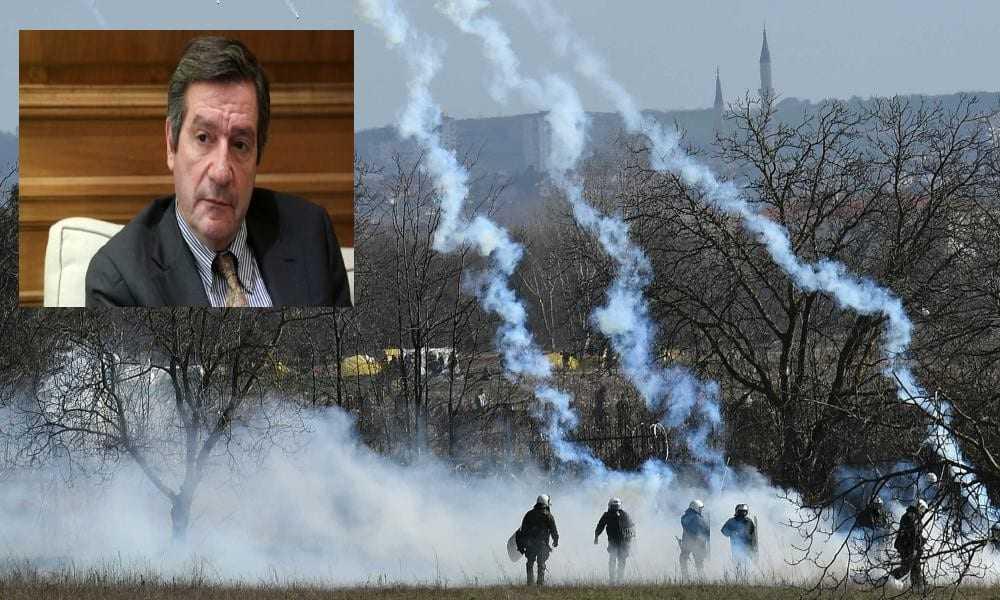 Γ. Καμίνης: Νεοναζί και φασίστες οι πολίτες στον Έβρο