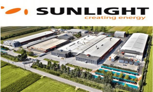 ΑΓΓΕΛΙΑ SUNLIGHT: Η εταιρεία επιθυμεί να προσλάβει Μηχανικούς για το τμήμα Μπαταριών Λιθίου του εργοστασίου στο Νέο Όλβιο Ξάνθης.