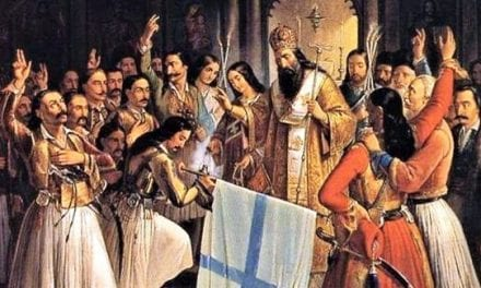 ANAMETΑΔΟΣΗ ΘΕΙΑΣ ΛΕΙΤΟΥΡΓΙΑΣ 25ης ΜΑΡΤΙΟΥ