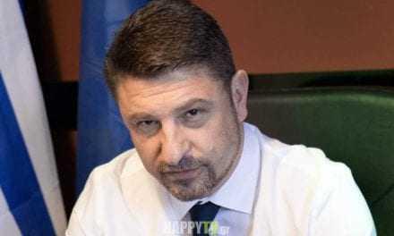 Ο υφυπουργός Πολιτικής Προστασίας Ν. Χαρδαλιάς και πάλι στην Ξάνθη;