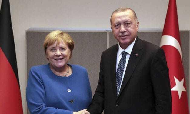 Η ιστορία επαναλαμβάνεται. Η Ελλάδα εναντίων του Γερμανοτουρκικού Άξονα