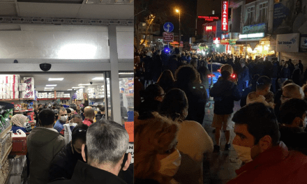 Κορωνοϊός-Τουρκία: Πανικός, σύγχυση και εντάσεις μετά την αιφνίδια απαγόρευση κυκλοφορίας