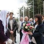 Το ΔΣΣ και τα Πομακοχώρια επισκέφθηκε η πρόεδρος της Δημοκρατίας