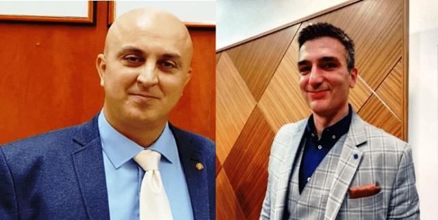Γ. Παπαχρόνης και Δ. Γεωργιάδης: Αρνητική ψήφο στην Οικονομική Επιτροπή