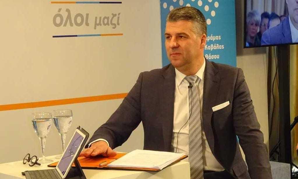 Χ. Τοψίδης: Το υπουργείο «ρίχνει» Θάσο και Σαμοθράκη για να ευνοηθούν άλλα νησιά – Ο Περιφερειάρχης στον κόσμο του