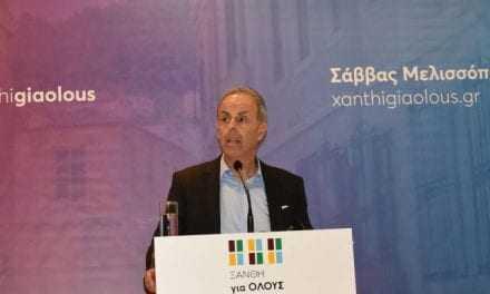 Σ. Μελισσόπουλος: Τι κάνατε για να λειτουργήσουν τα σχολεία κ. δήμαρχε εν μέσω πανδημίας;