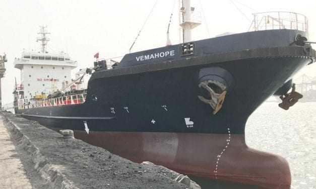 Επίθεση πειρατών σε Ελληνικό πλοίο στην Νιγηρία