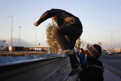 Δώρο από την Τουρκία: 2 λαθρομετανάστες με κορωναϊό στην Λέσβο