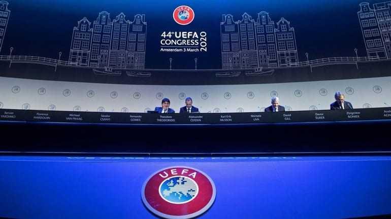 UEFA | Όλες οι αποφάσεις της εκτελεστικής επιτροπής για τις διοργανώσεις της φετινής και της επόμενης χρονιάς