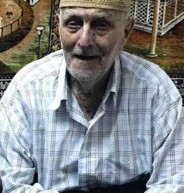 Υπάρχει ελπίς-Μανάφογλου Αχμέτ ετών 95 είναι ο τελευταίος Εχινιώτης που επέστρεψε από το Νοσοκομείο Αλεξανδρούπολης λόγω covid-19