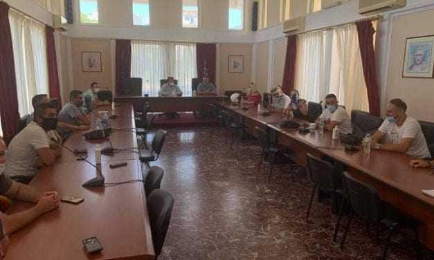 Η αλλαγή σκυτάλης στην ομάδα της Ξάνθης, προβληματίζει τις σχολές οδηγών – Συνάντηση δασκάλων σχολών οδηγών με τον Αντιπεριφερειάρχη