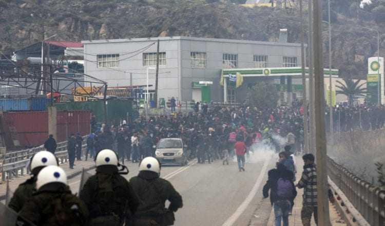 Σήμερα η Λέσβος, η Χίος, η Σάμος και η Λέρος· αύριο όλη η Ελλάδα;