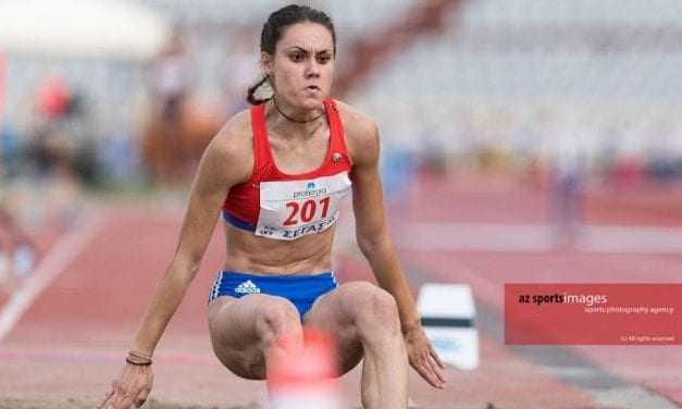 Η Ελένη Κουτσαλιάρη από τα Γρεβενά, Πρωταθλήτρια Ελλάδας στο μήκος