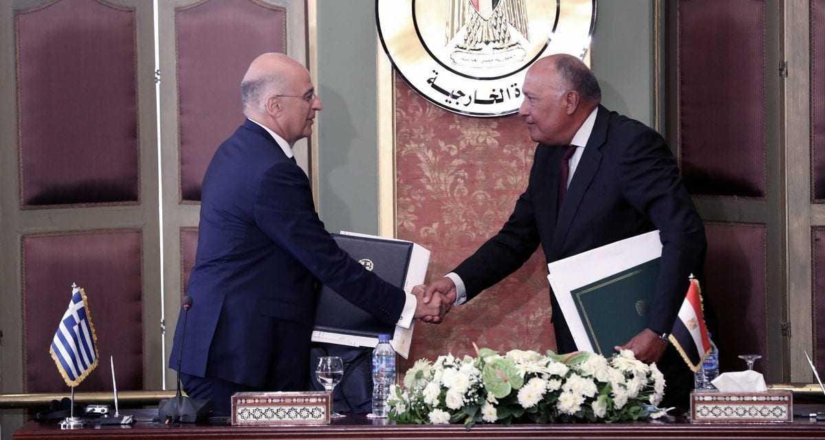Κακή συμφωνία με την Αίγυπτο αλλά … συμφωνία – «Σάλταρε» η Τουρκία