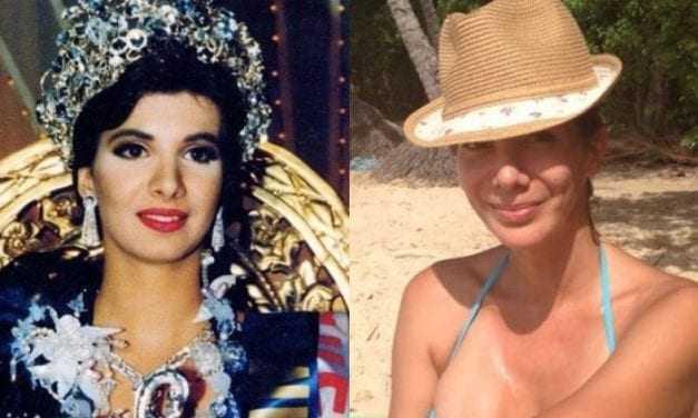 Μαρίνα Τσιντικίδου: Η Σταρ Ελλάς του 1992 εντυπωσιάζει με την αψεγάδιαστη σιλουέτα της στα 49 της χρόνια